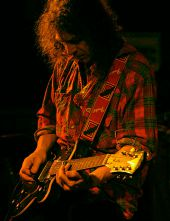 Jed Thomas Band - 70 Years of Rory Gallagher
