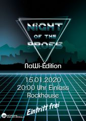 Night Of The Profs - NaWi-Edition