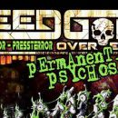 Speedgore over Europe permanent psychosis tour