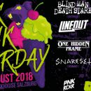 PnkRckr Collective presents: A Punk Rock Saturday