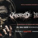 Aborted / Decapitated