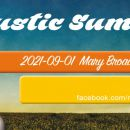Acoustic Summer 2021 / Mary Broadcast