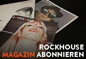 Rockhouse Magazin Subscription